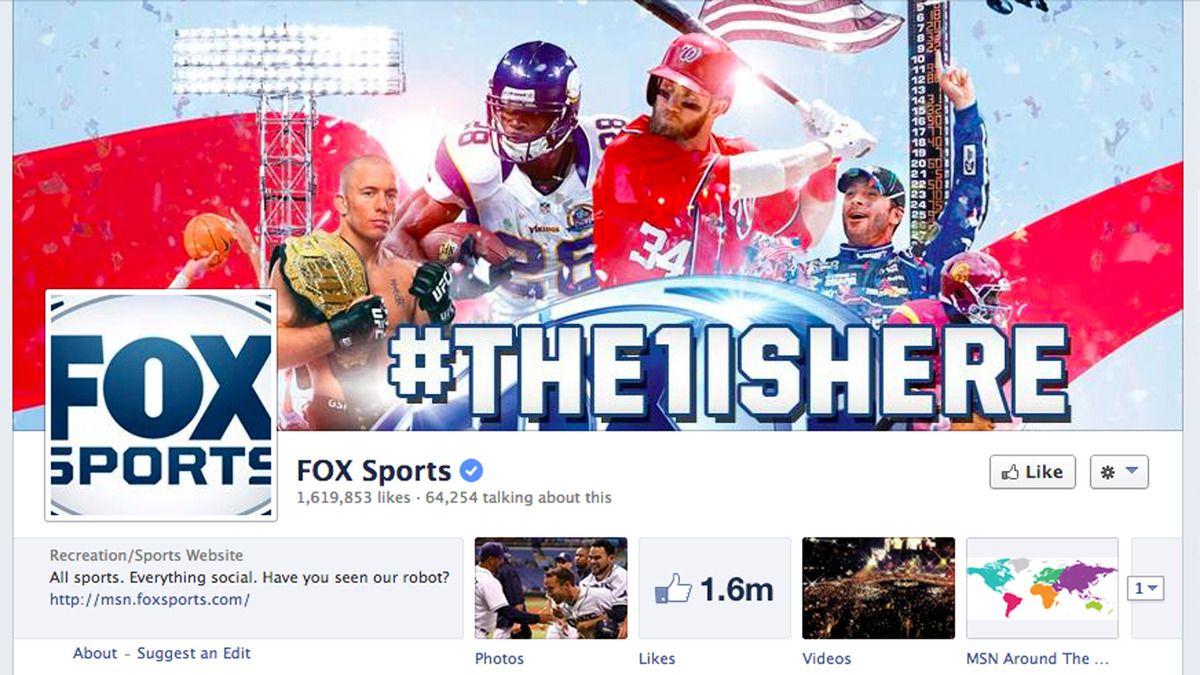 Facebook se une a Fox en el Super Bowl  http://consultoriaintegraleninternet.com/facebook-se-une-a-fox-en-el-super-bowl/