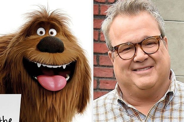 """Here's The """"Secret Life Of Pets 2"""" Actors SideBySide"""