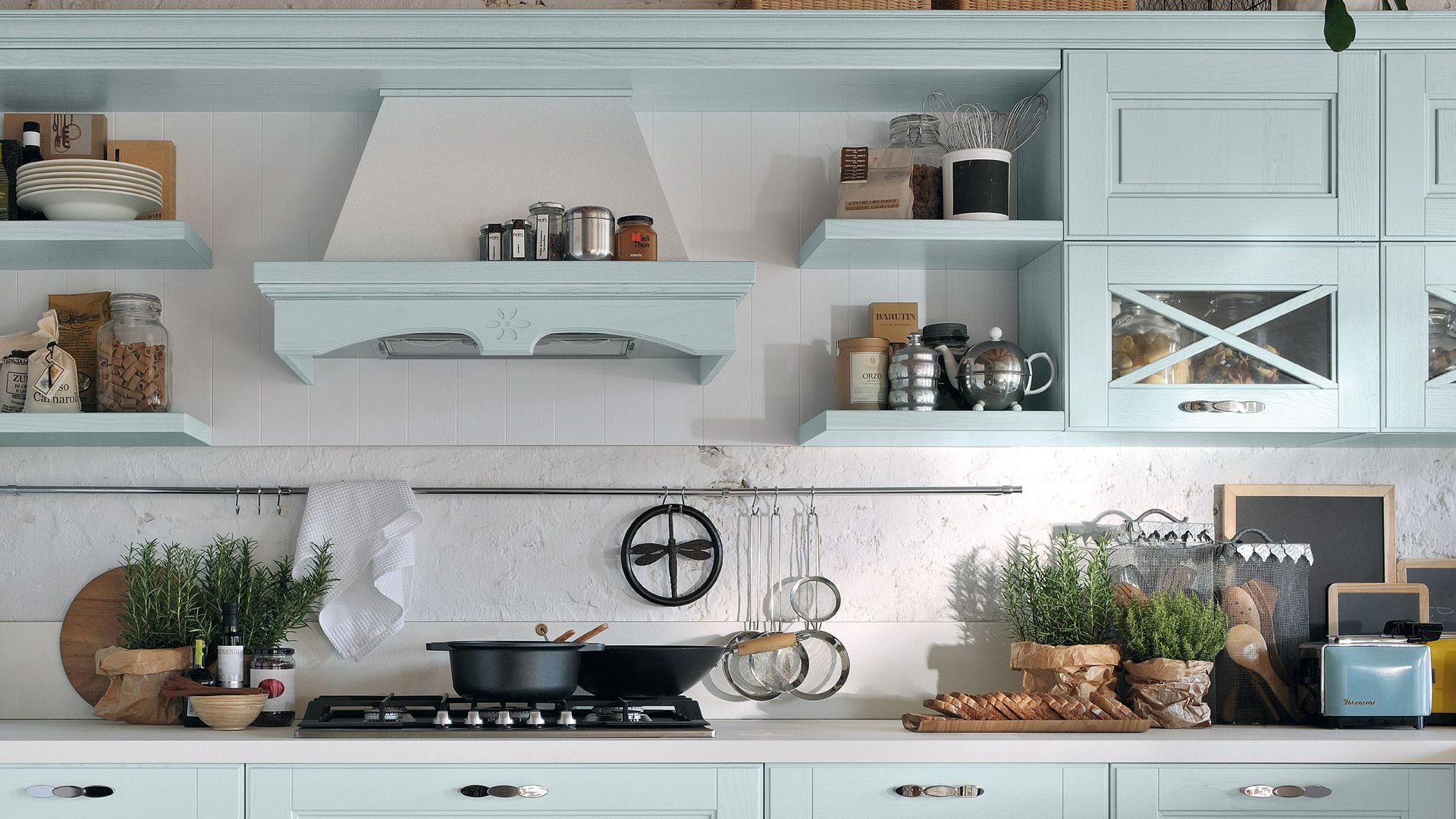 Agnese - Cucine Classiche - Cucine Lube | cucina palette | Pinterest