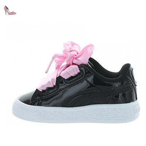 Puma 3633530126 Eu Chaussures Basket Patent Heart Inf pqzMVUGS