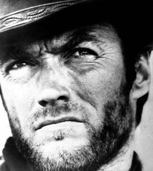 Clint Eastwood - Would you screw with this guy?
