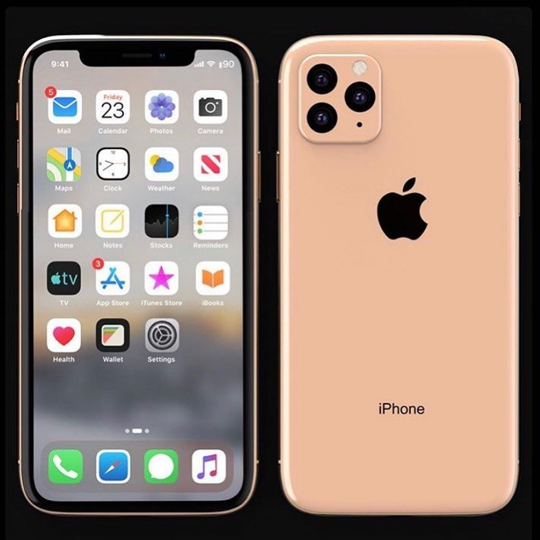 Iphone 11 Iphone 11 Pro And Iphone Pro Max Phone