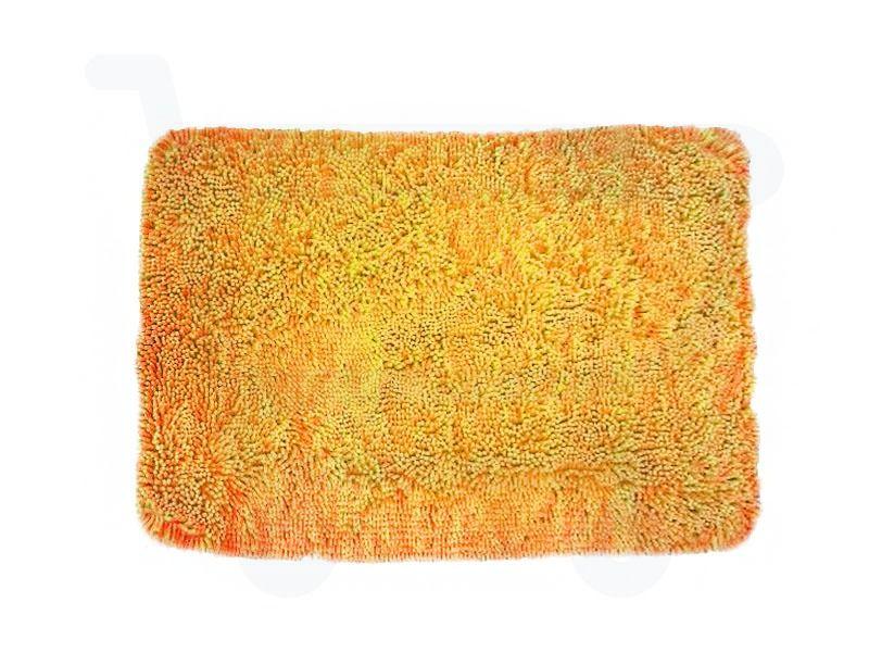 Sealskin Velvet badmat 90x60 oranje - Sealskin Badkamer accessoires ...