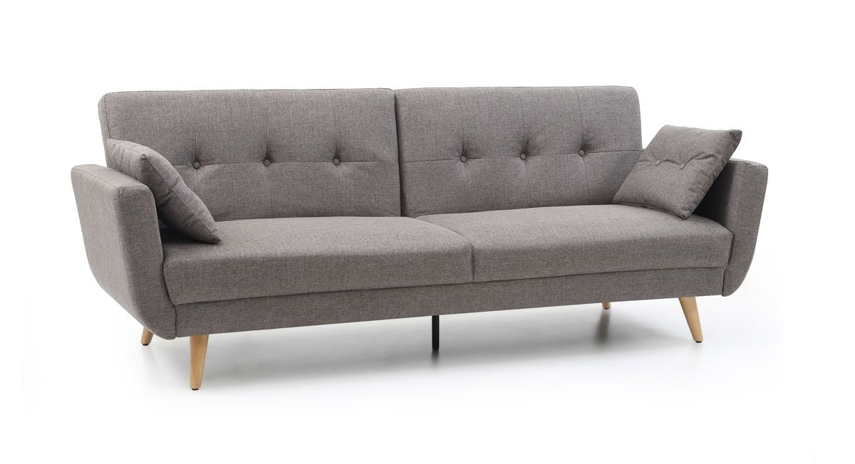 Oslo 2 Seater Sofa With Solid Wooden Legs Fully Upholstered In Fabric Leather Or Faux Leather Option To Be Supplied As Sofa Sofa 2 Seater Sofa Sofa Bed