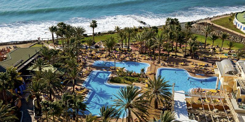 Hotel Orquídea & Spa. Bahía Feliz. Gran Canaria, Spain