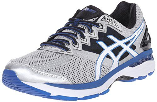 ASICS Men's GT 2000 4 Running Shoe, Silver/White/Royal, 11 M US - Crazy By  Deals discounts and bargains