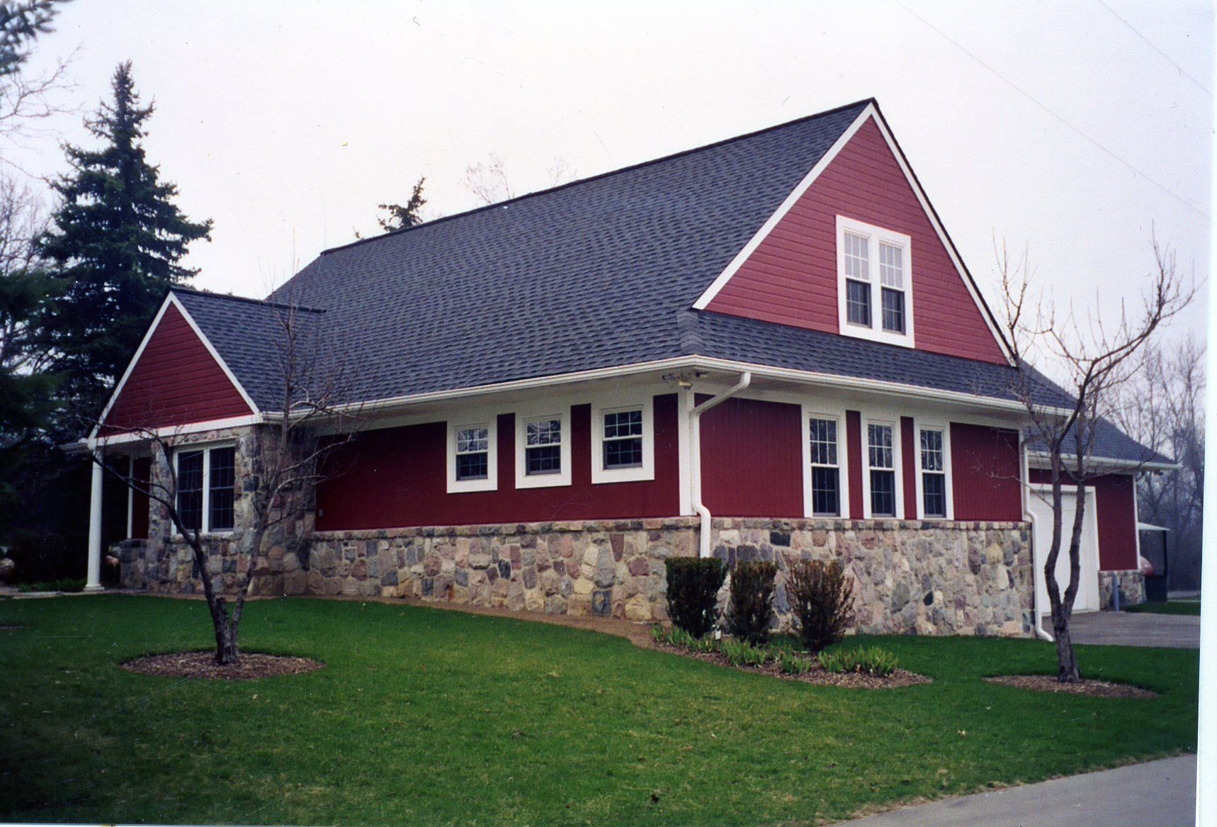 Best Barn Red Siding Michigan Barn And Farmstead Survey 400 x 300