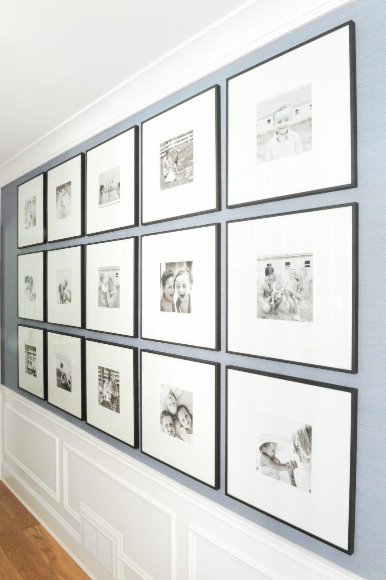 How to Create the Perfect Gallery Wall   Monika Hibbs #HomeDecorwall