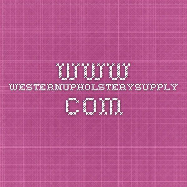 Www.westernupholsterysupply.com
