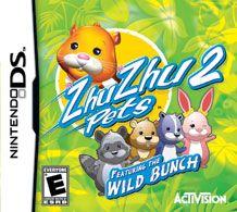Boxshot Zhu Zhu Pets Wild Bunch By Activision The Wild Bunch