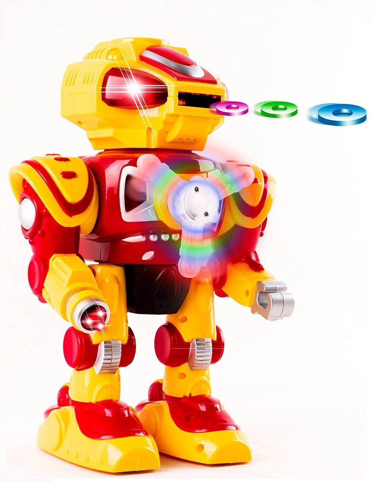 Boys Cool Toy For Boys Robot Toys Kids Toddler Robot 3 4 5 6 7 8 9 Year Old Age