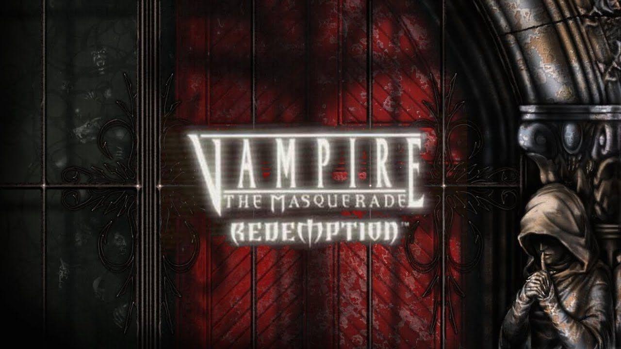 Vampire The Masquerade Redemption Gamerip Ost Masquerade Vampire Masquerade Vampire