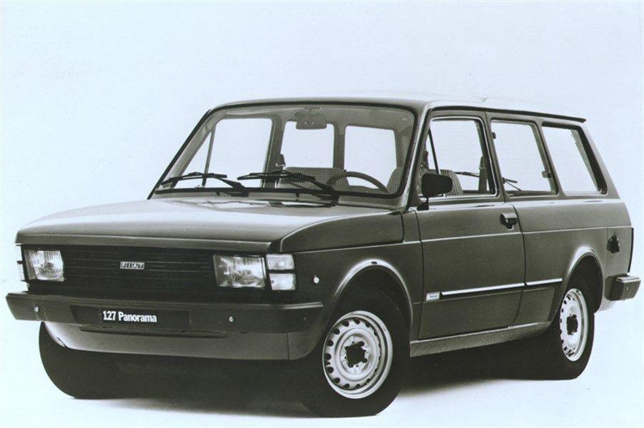 Fiat 1 3 Station Wagon 1 3 Diesel Panorama 05 1981 03 1983