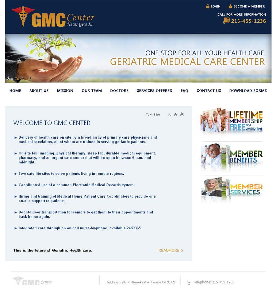 Gmc Center With Images Web Design Web Development Web Design