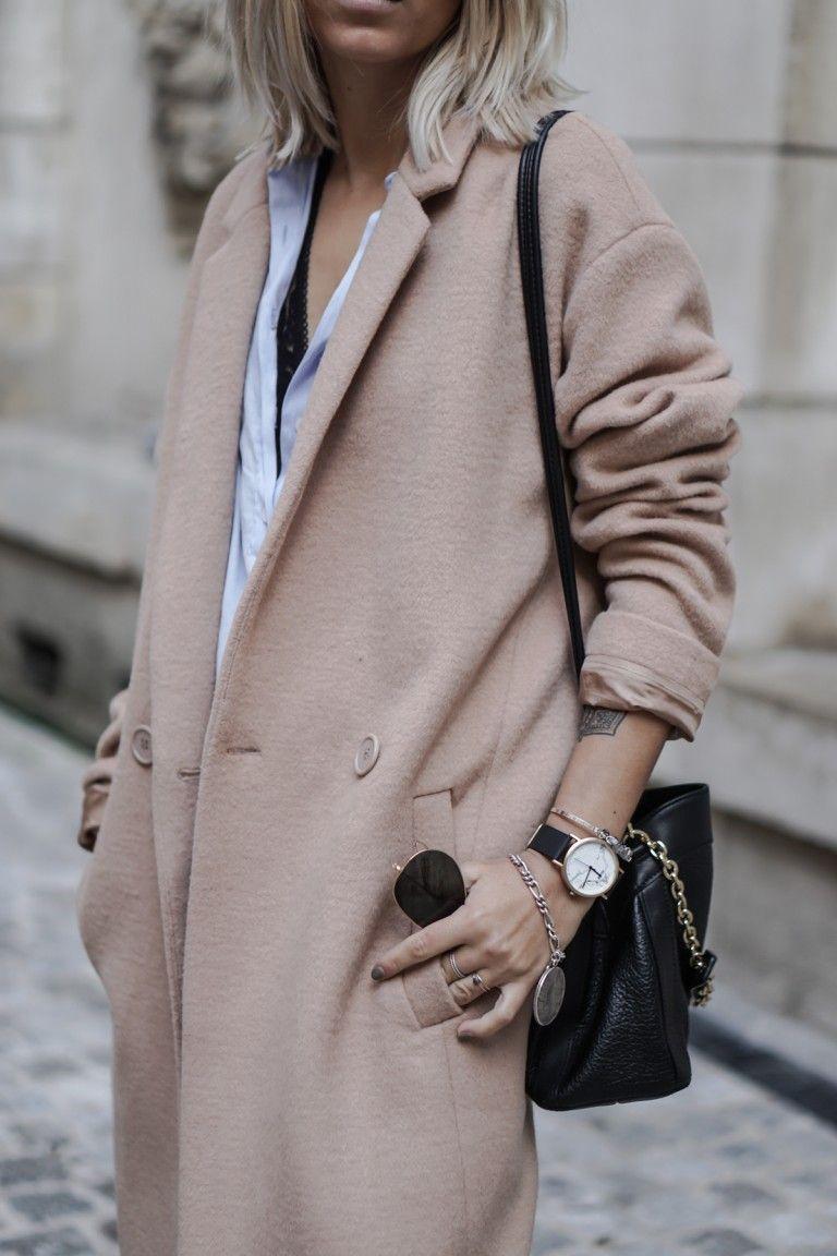 tendance manteau