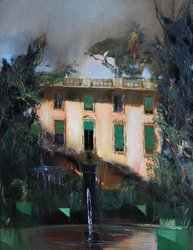 jean Arcelin - Villa napolitaine 2
