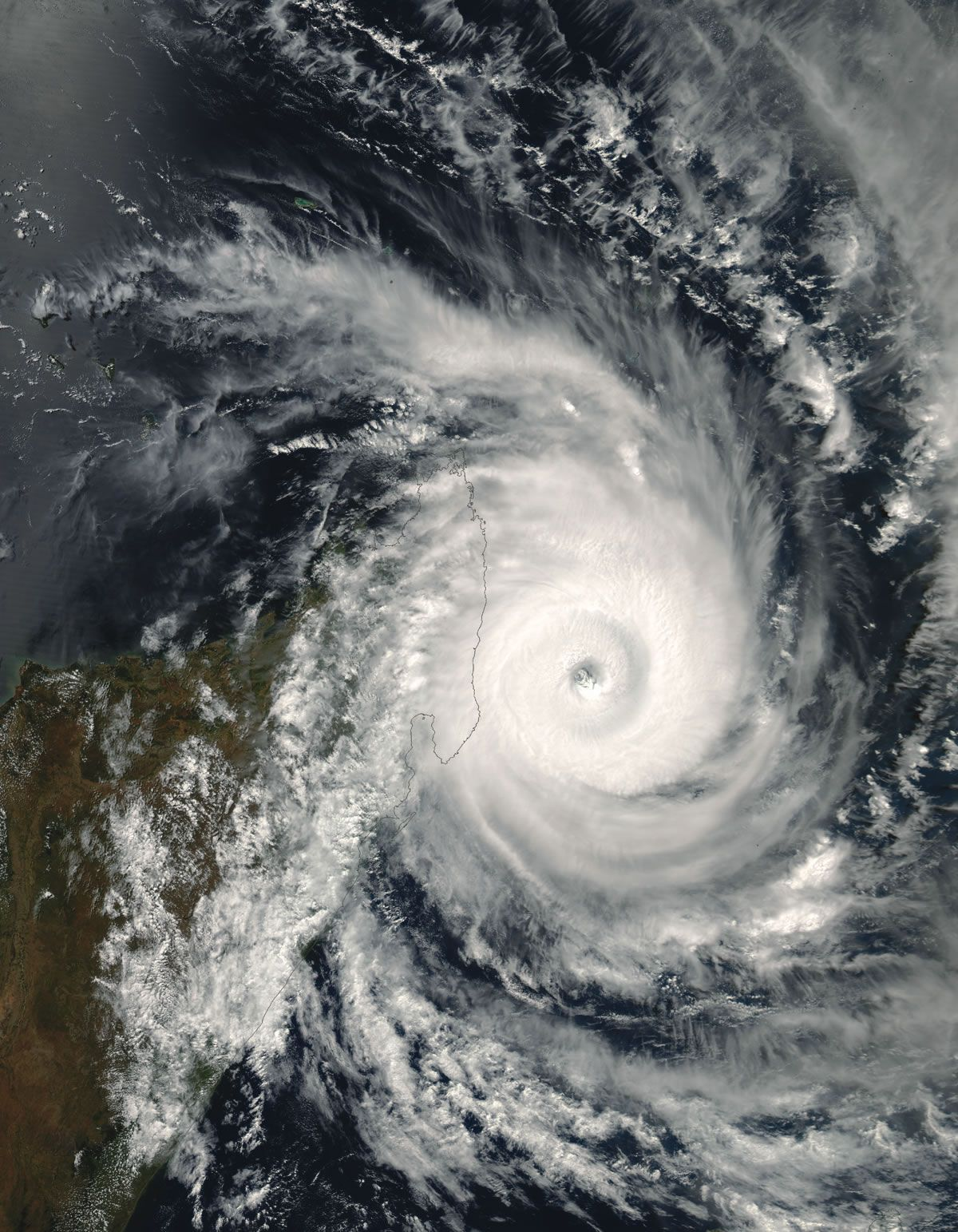 Satellite Image Of A Cyclone Severe Weather Typhoon Hurricane Wild Weather Nature Mother Nature