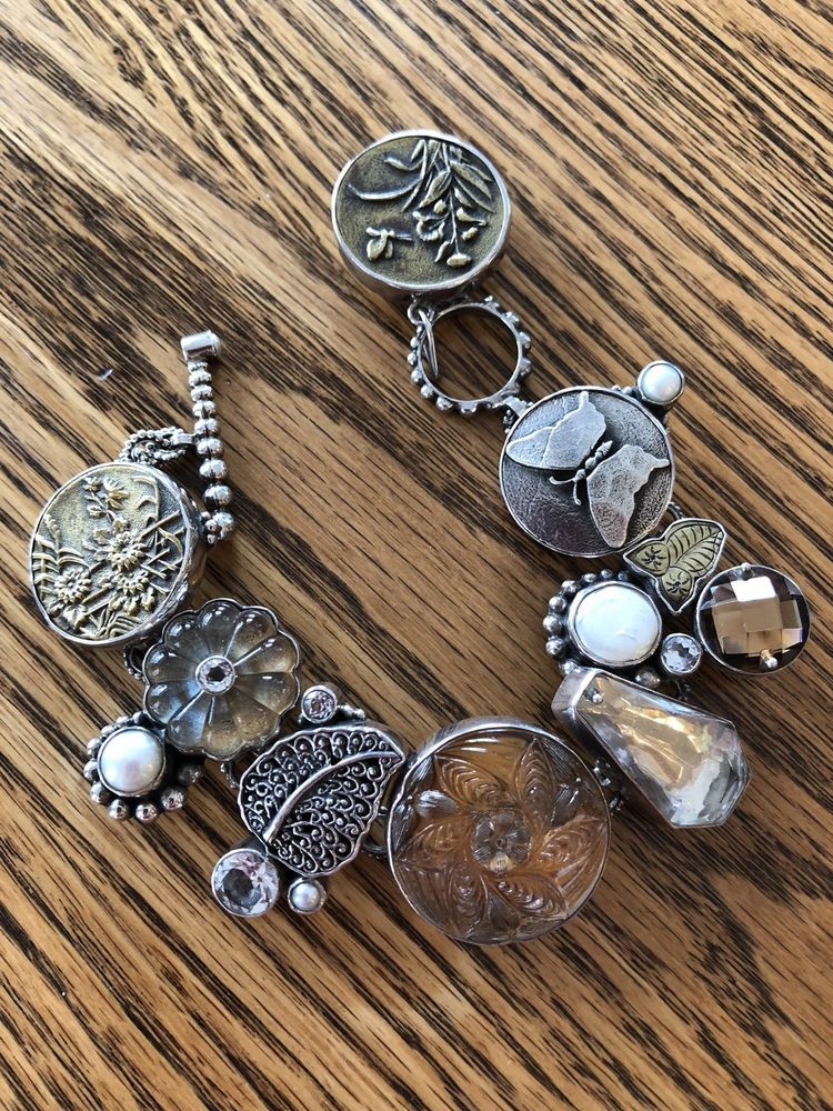Echo of the dreamer mars and valentine sterling silver
