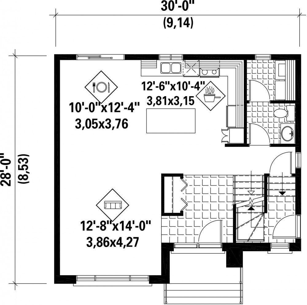 Plan Image Used When Printing Maison Pinterest