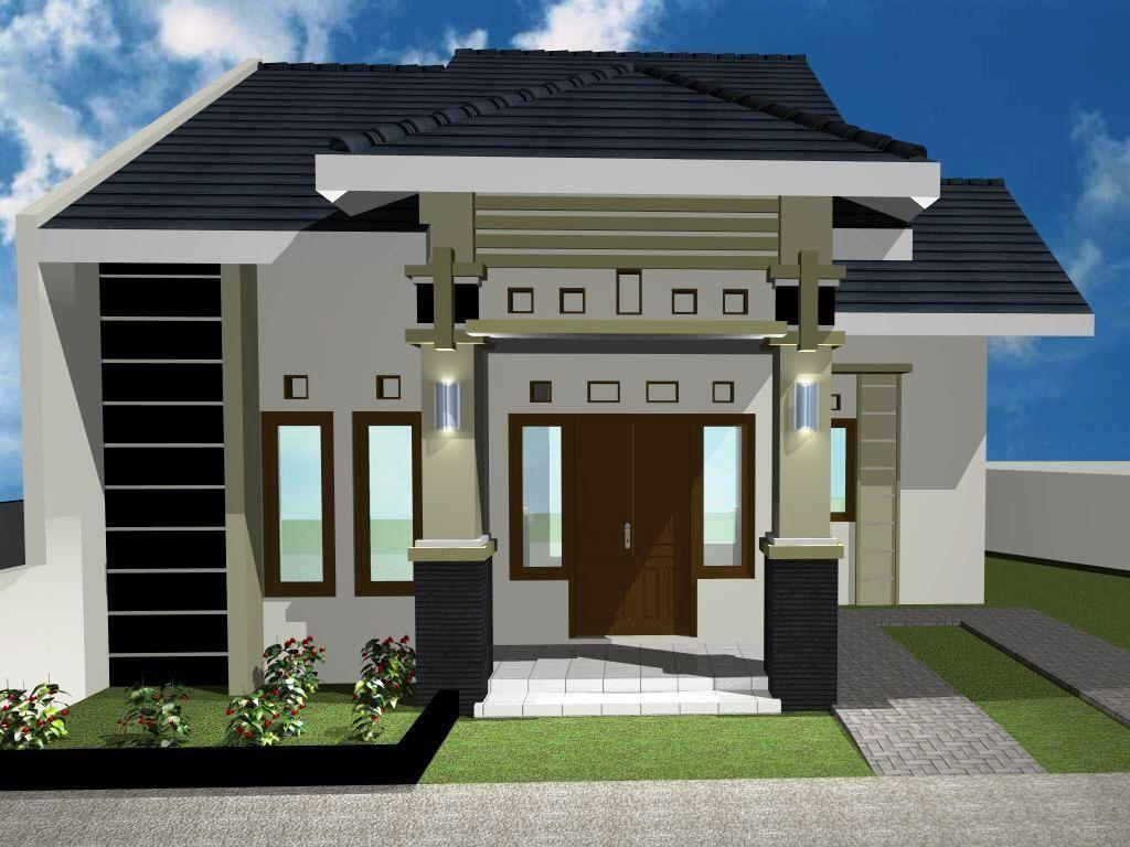 Desain Rumah Minimalis Type 36 Beserta Dengan Biaya 50 Juta Cek Bahan Bangunan