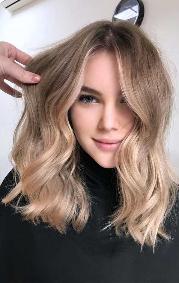 33 Gorgeous hair color ideas for a change-up this new year –  blonde hair color,… – Boda fotos