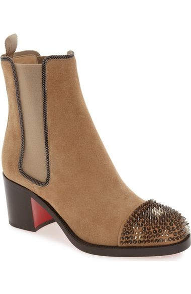 Christian Louboutin  Otaboo  Spike Chelsea Boot (Women) available at   Nordstrom 9d9a60570