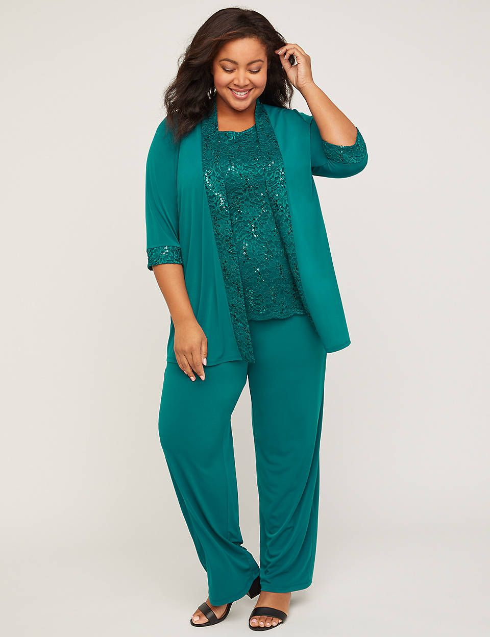 Catherines Dressy Pant Suits