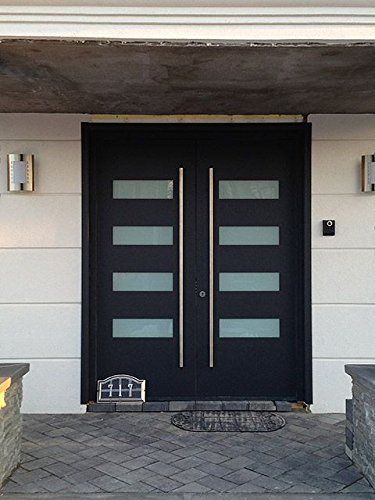 Belle Modern Stainless Steel Sus304 Entrance Entry Commercial