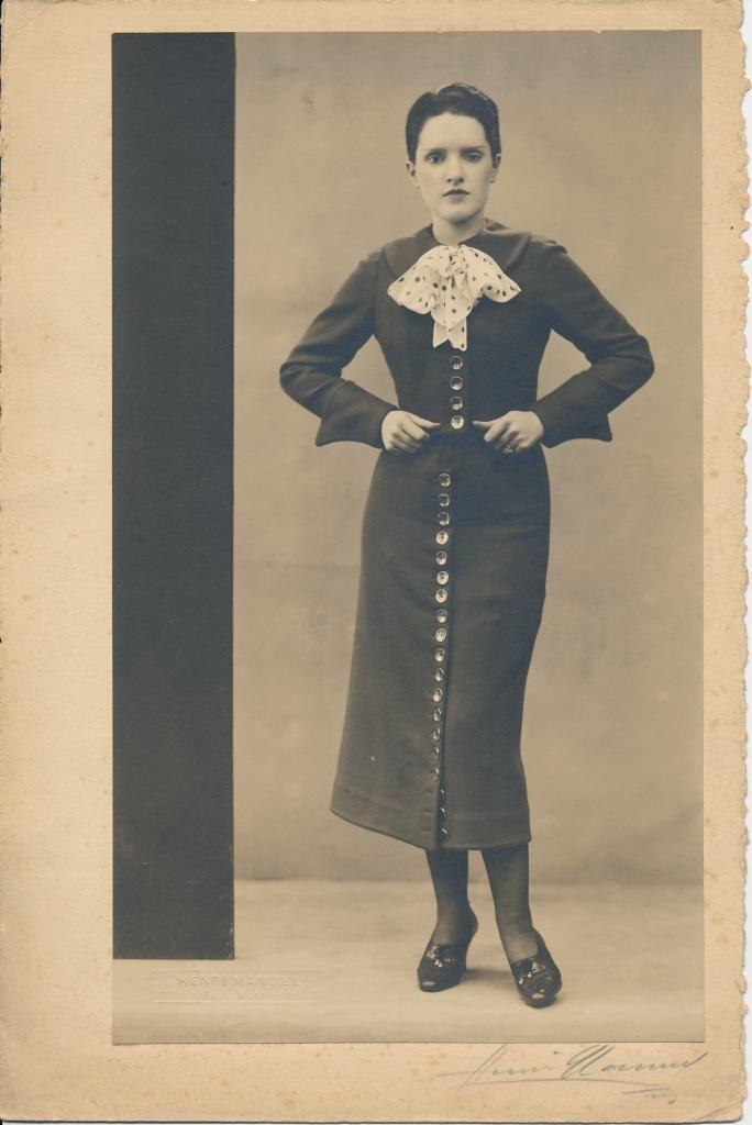 Henri Manuel. ca. 1930