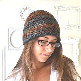 af136103327 Knit Honeycomb Beanie Hat - Unisex Waffle Texture Winter Hat DIY Pattern