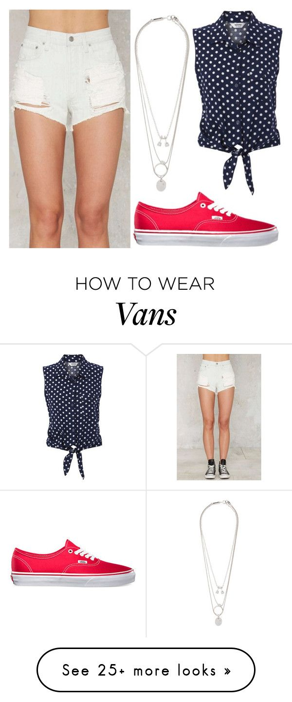 """""""#1601"""" by kaydog on Polyvore featuring A Gold E, Vans, Maison Margiela, women's clothing, women, female, woman, misses and juniors"""