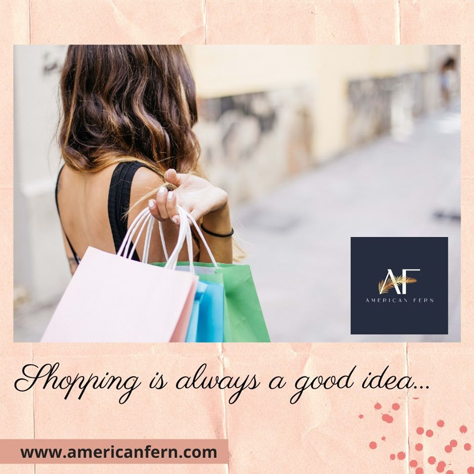 You're not in the mood? Well, shopping is always a good idea. 💡 . . #americanfern #shoponline #shopping #onlineshpping #shoppingaddict #onlinemobileshopping #brand #shoppingday #shoppingtime #shoppinglover #shoppingtherapy #shoppingaddiction #shoppingcart