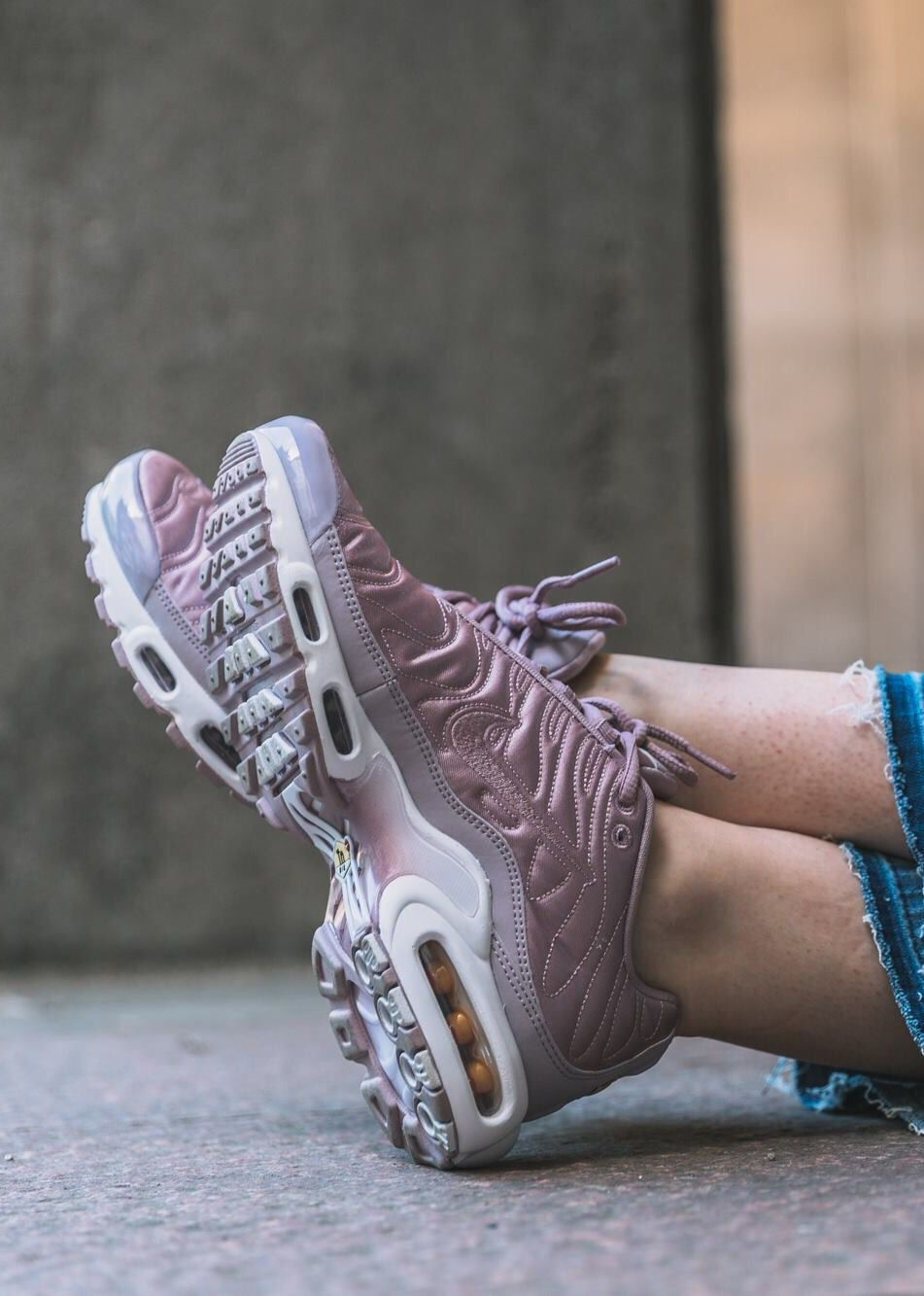 Nike WMNS Air Max Plus TN Black Chrome