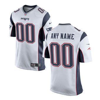 custom patriots football jerseys