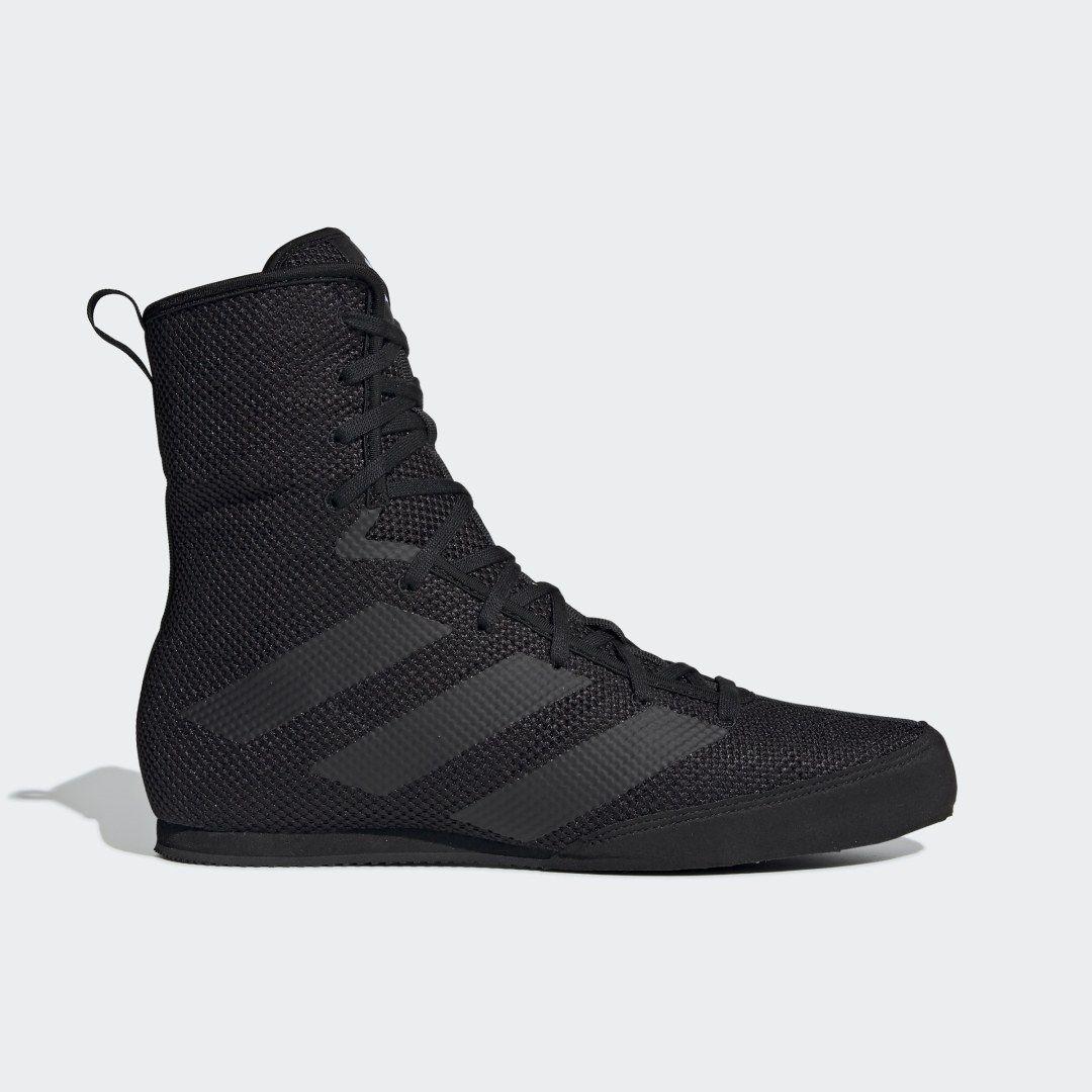 adidas Box Hog 3 Shoes - Black | adidas US | Scarpe nere, Scarpe ...