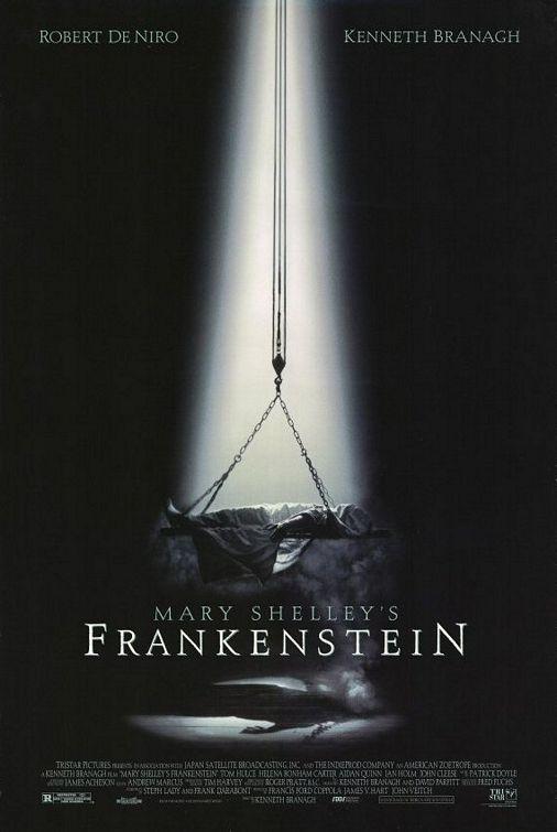 Mary Shelley's Frankenstein (1994) :: Director: Kenneth Branagh