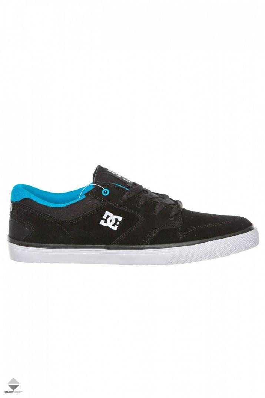 Buty Dc Shoes Nyjah Vulc Black Navy Adys300068 Bkb