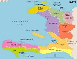 Haitian Map! Haiti is more than what people think! It\'s a wonderful ...