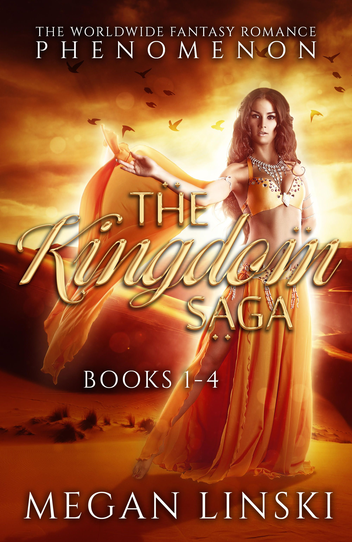 The Kingdom Saga Collection Books 14 by Megan Linski