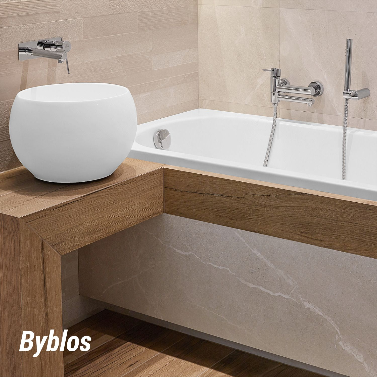 Byblos Arena By Hoff Home Decor Wood Byblos