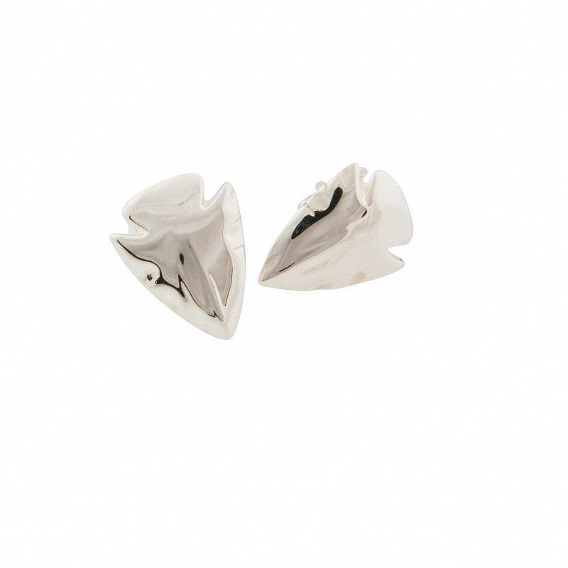 ByCry arrow earrings