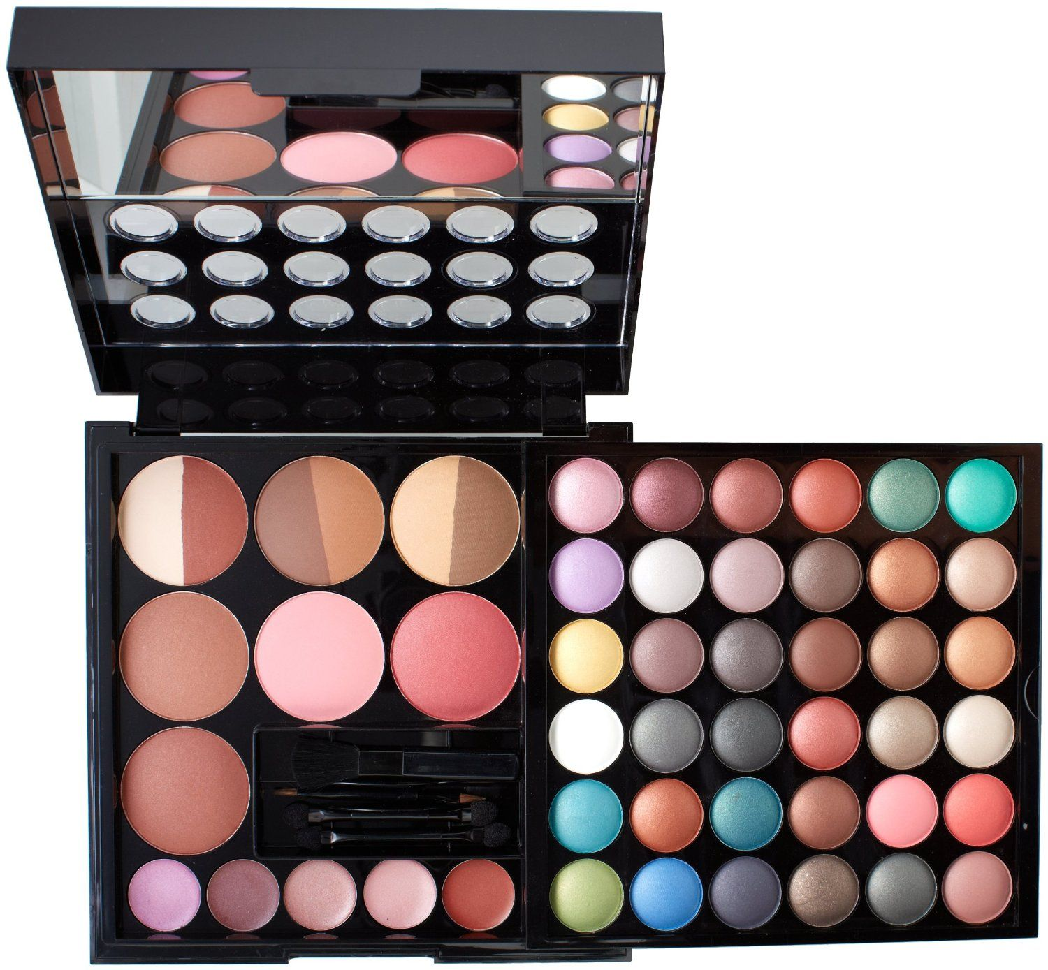 NYX Makeup Artist Kit35 Eyeshadows, 3 Bronzers