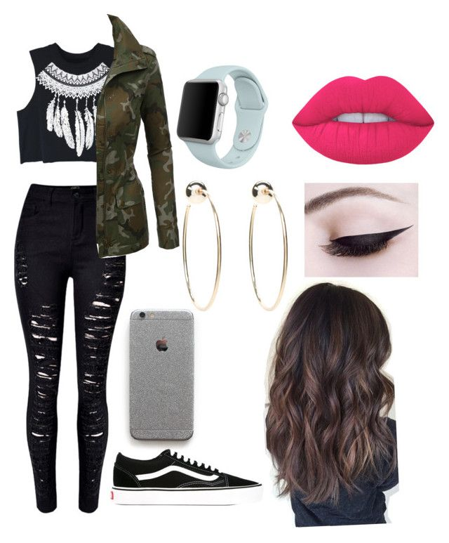 """""""#cool"""" by multifandom01 ❤ liked on Polyvore featuring WithChic, LE3NO, Vans, Bebe, Lime Crime, men's fashion and menswear"""