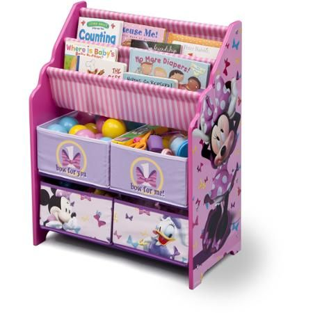 Baby In 2020 Toy Organization Minnie Mouse Toys Kids Room