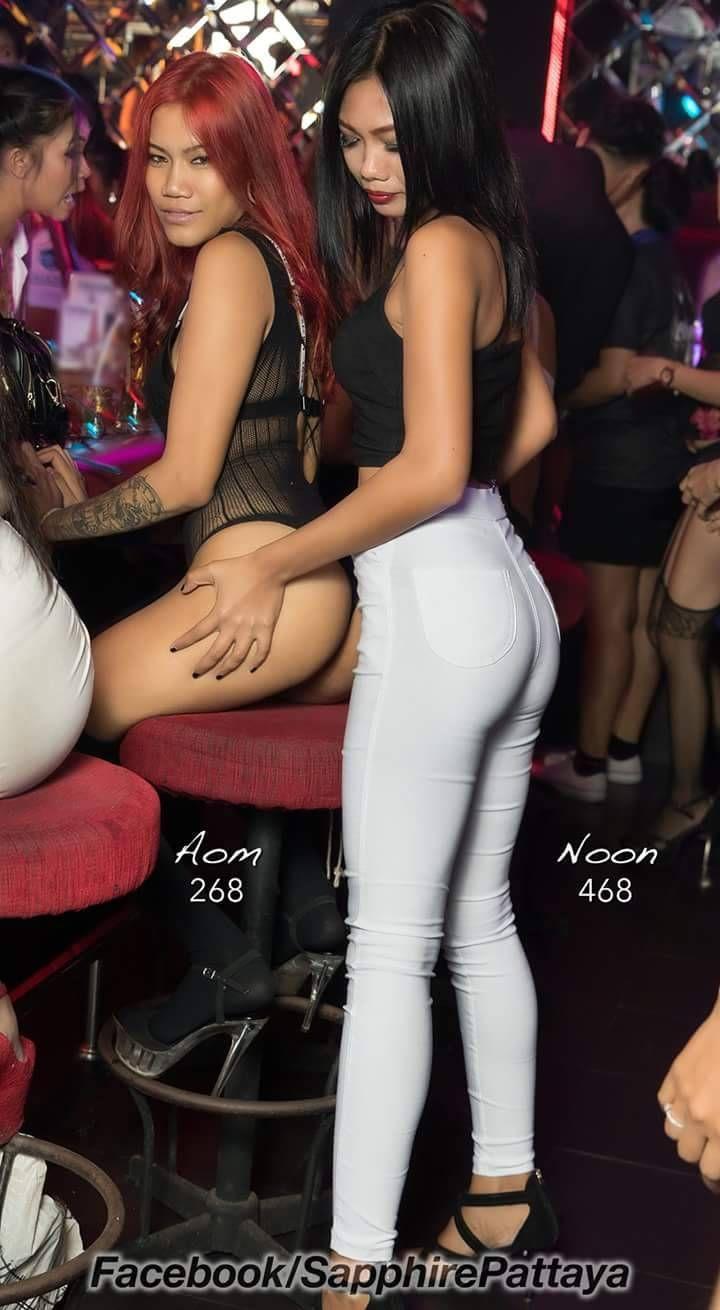 ass Thai girl