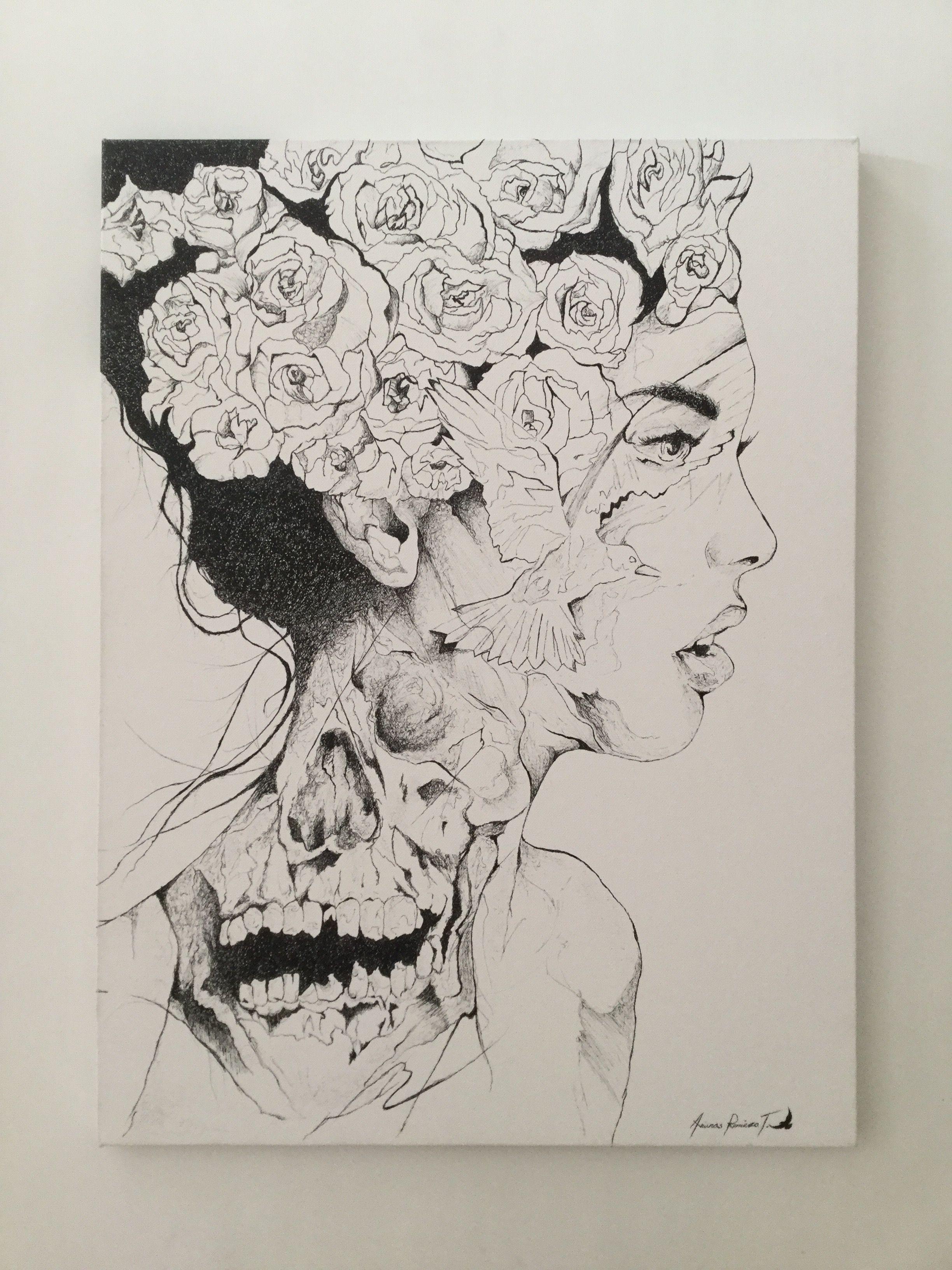Canvas Art 2016 Size 24X18