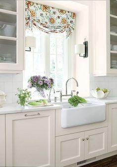 Off White Kitchen Kitchen Sink Faucets On Pinterest