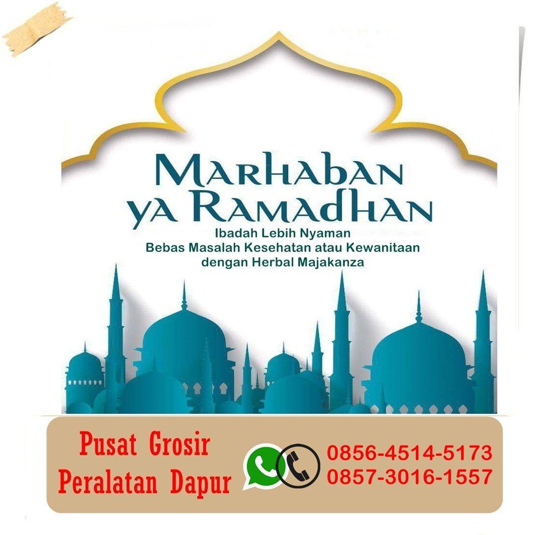 Contoh Ucapan Ramadhan
