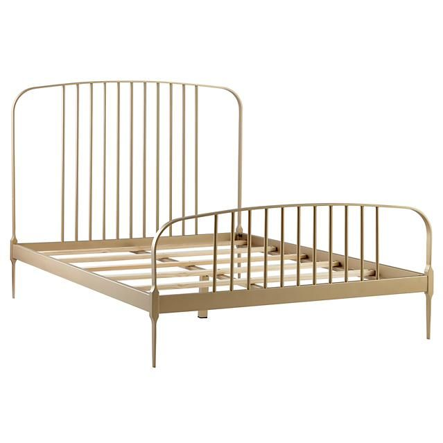 Larkin Metal Bed Gold The Land Of Nod Wish It Came In