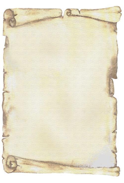 Pergaminos En Blanco Para Imprimir Imagui Hojas Y Pergaminos